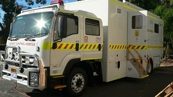 950RMS Provides Reliability & Simplicity for Incident Control Vehicles