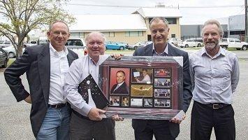 Omnitronics celebrates John Florenca's 10 Years as CEO