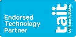 Logo del partner tecnologico approvato da Tait