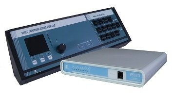 Omnitronics Consoles Interface with Simoco P25