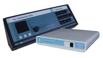 OmniInterfaccia console tronics con Simoco P25