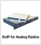 RoIP for Analog Radios