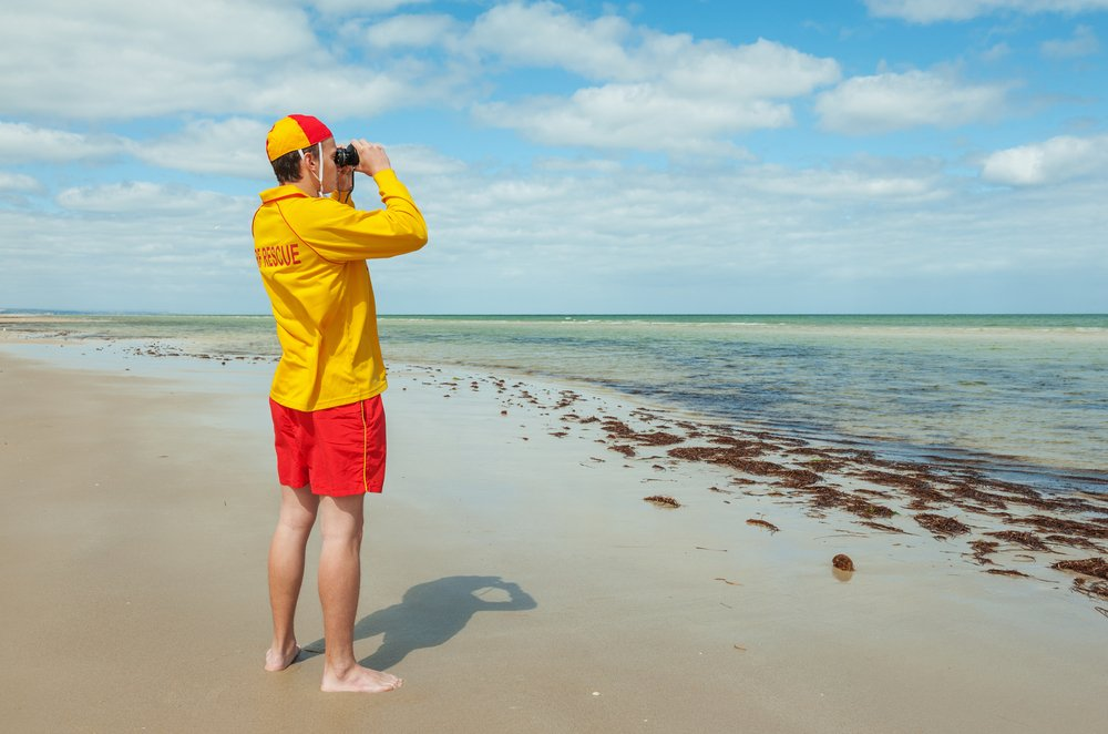 surf life saving radio communications