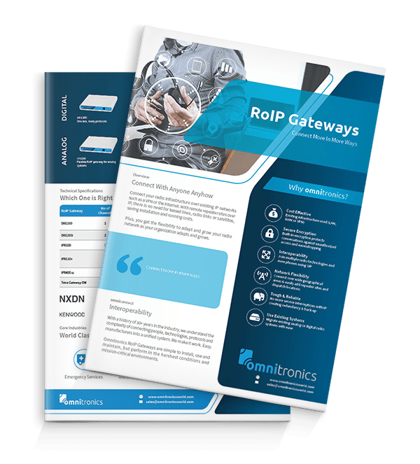 roip gateway software