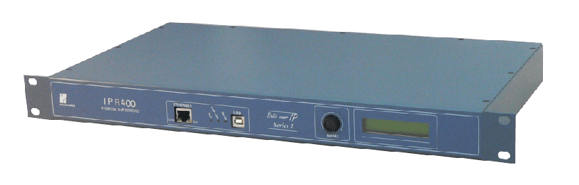NEW: 2in1 IPR400 S2 RoIP & Interoperability Gateway