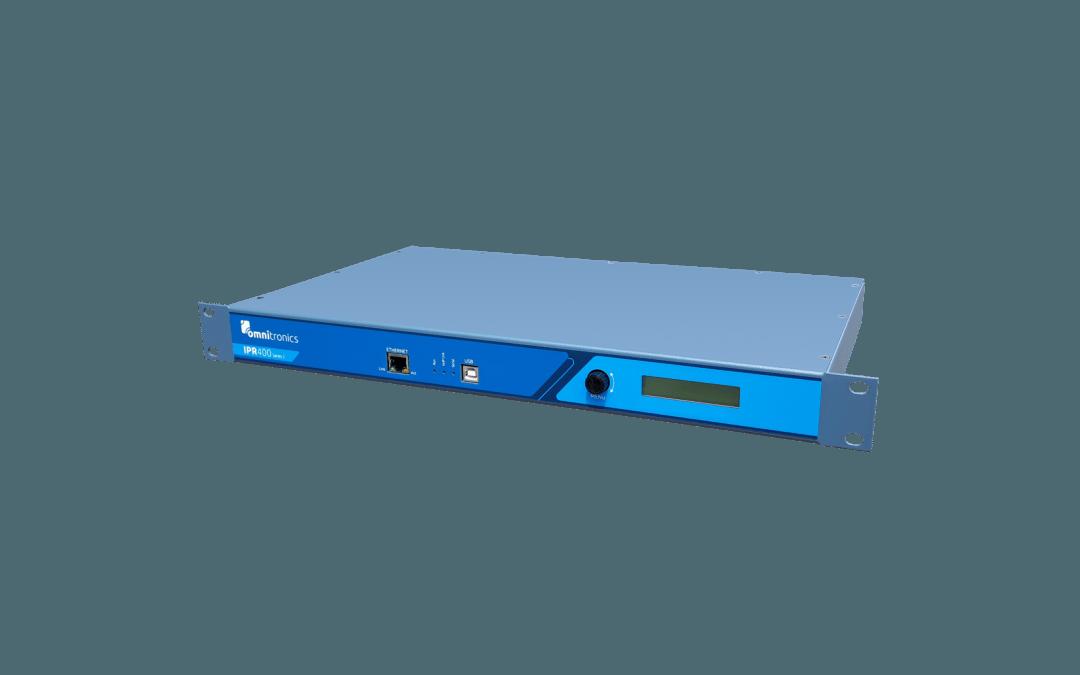 NEW: 2in1 IPR400 S2 RoIP & Interoperability Gateway