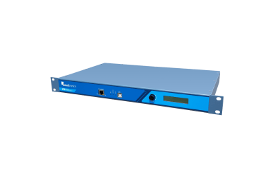 NOVO: Gateway de RoIP e interoperabilidade 2in1 IPR400 S2