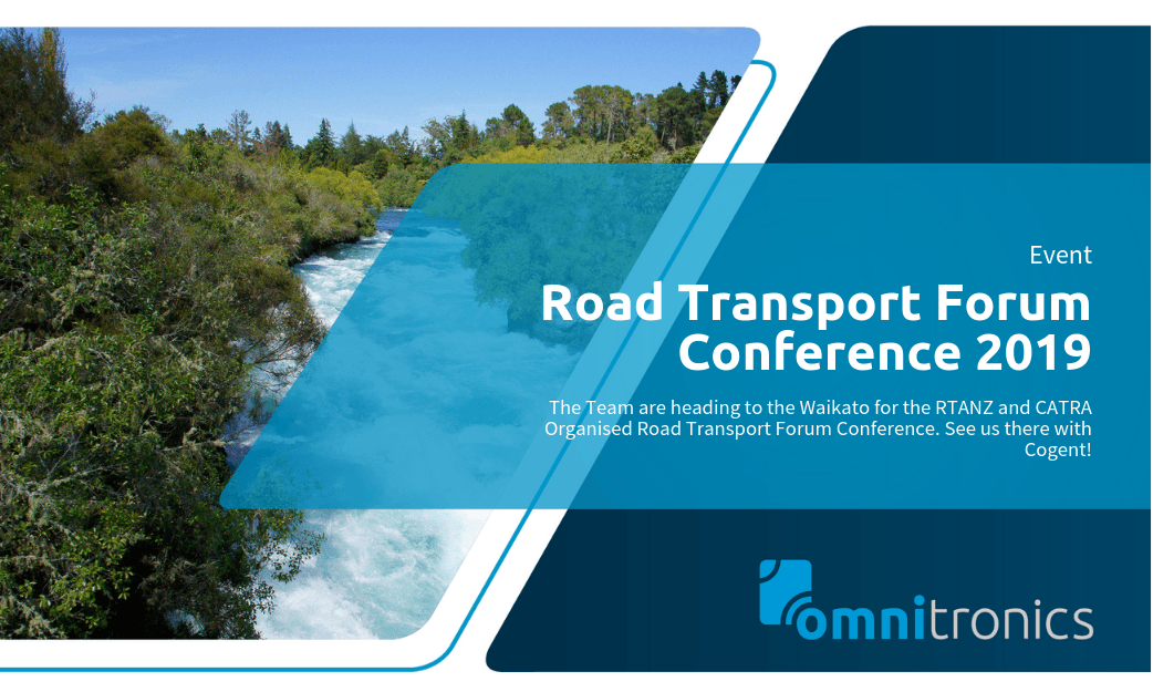 The Latest Tech in Road Transport? – Omni at the Road Transport Forum Conference