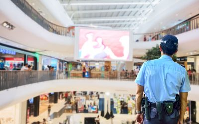 altusomni Dispatch Connecting Mall Security em todos os EUA