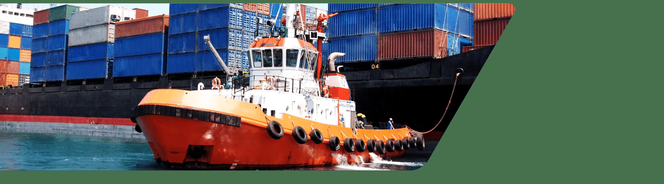 envoi radio port maritime
