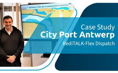 City of Antwerp Port Upgrades Dispatch to RediTALK-Flex