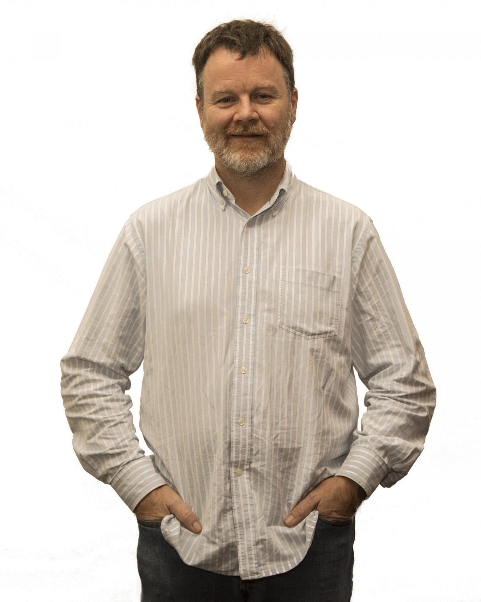 Retrato de Paul Whitfield