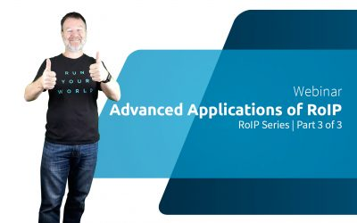 WEBINAR | RoIP Series 3/3: Advanced Applications of RoIP