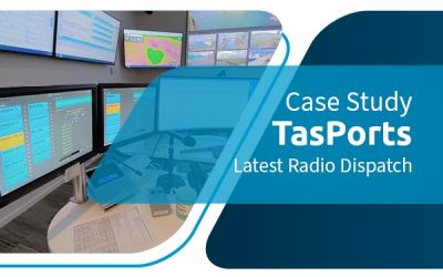 Despacho marítimo: TasPorts instala omnicore Radio Dispatch System