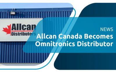 Allcan Distributors Canada is joining Omnitronics Global Reseller & Distributor Network