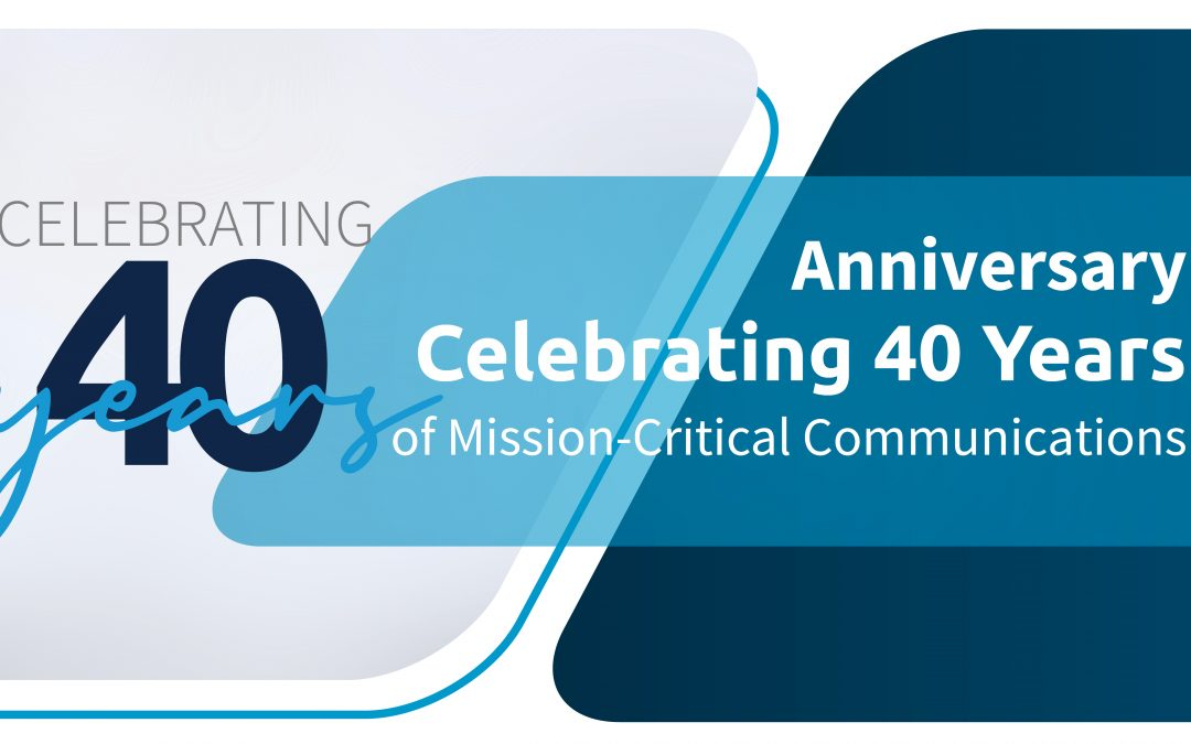 Omnitronics celebrates 4 decades of innovation in mission-critical communications