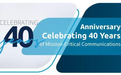 Omnitronics celebra 4 decenni di innovazione nelle comunicazioni mission-critical