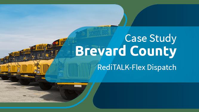 Brevard County School Transport Dispatch Upgraded to Omnitronics RediTALK-Flex